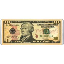 $10 Banknote (Mini) United States Miniature Puzzle