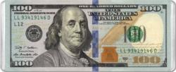 $100 Banknote MiniPix® Puzzle Currency Miniature Puzzle