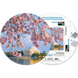 The Tidal Basin Flowers Jigsaw Puzzle