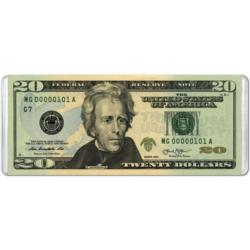 $20Banknote United States Miniature Puzzle