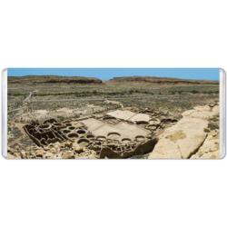 Chaco Culture National Historical Park (Mini) National Parks Miniature Puzzle