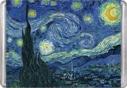 Starry Night MiniPix® Puzzle Van Gogh Starry Night Miniature Puzzle