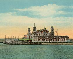 Ellis Island New York Jigsaw Puzzle