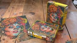 Oniric Skul Day of the Dead Jigsaw Puzzle