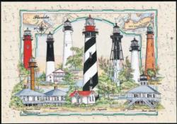 Florida Lighthouse Lighthouses Jigsaw Puzzle