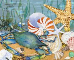 Under the Sea Beach Jigsaw Puzzle