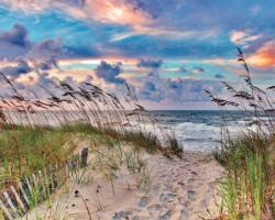 High Tide Seascape / Coastal Living Jigsaw Puzzle