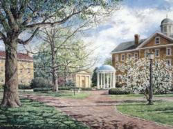 The Old Well at Chapel Hill Landmarks / Monuments Jigsaw Puzzle