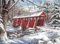 Sleepy Hollow Bridges Jigsaw Puzzle