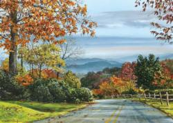 Autumn Glow Fall Jigsaw Puzzle