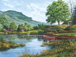 Renewed Spirits Landscape Jigsaw Puzzle