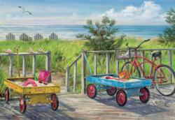 Beach Buddies Beach Jigsaw Puzzle