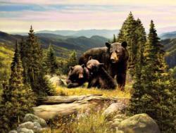 Enchanted Bears Jigsaw Puzzle