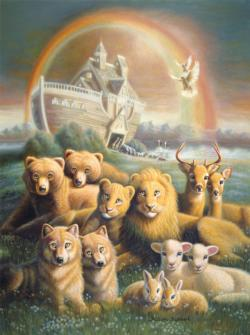 The Promise Religious Jigsaw Puzzle