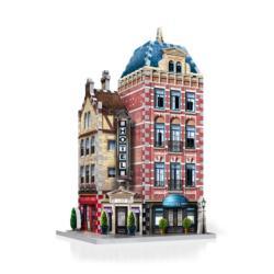 Hotel - Urbania Skyline / Cityscape 3D Puzzle