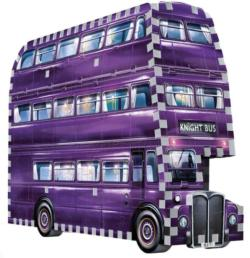 The Knight Bus Harry Potter 3D Puzzle