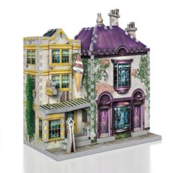 Madam Malkin's & Florean Fortescue's Ice Cream Harry Potter 3D Puzzle