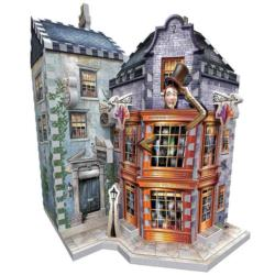 Weasleys' Wizard Wheezes & Daily Prophet New Harry Potter 3D Puzzle