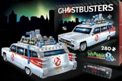 Ghostbusters Ecto-1 Movies / Books / TV 3D Puzzle