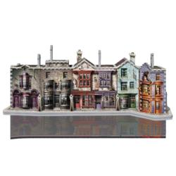 Diagon Alley - Scratch and Dent Harry Potter 3D Puzzle