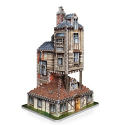 The Burrow: Weasley Family Home Harry Potter 3D Puzzle