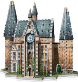 Hogwarts Clock Tower Harry Potter 3D Puzzle