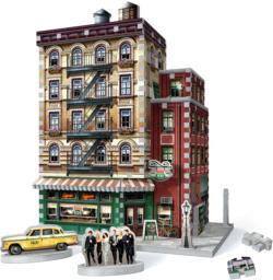 Friends - Central Perk Movies / Books / TV 3D Puzzle