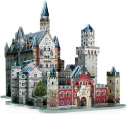 Neuschwanstein Castle 3D Wrebbit Puzzle Landmarks / Monuments 3D Puzzle
