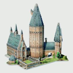 Hogwarts Great Hall Harry Potter Jigsaw Puzzle