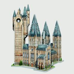 Hogwarts Astronomy Tower Harry Potter Jigsaw Puzzle