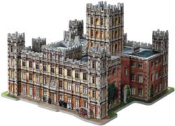 Downton Abbey Movies / Books / TV 3D Puzzle
