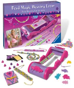 Bead Magic Weaving Loom Hearts