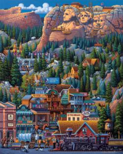 The Black Hills National Parks Jigsaw Puzzle