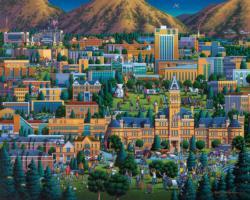 Utah State University United States Jigsaw Puzzle