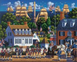 Yorktown National Historic Park Patriotic Jigsaw Puzzle