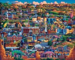 Vernal Americana & Folk Art Jigsaw Puzzle