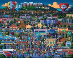 Orem Centennial United States Jigsaw Puzzle