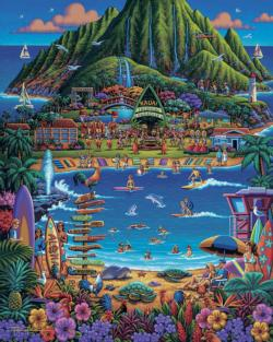 Kauai Hawaii Jigsaw Puzzle