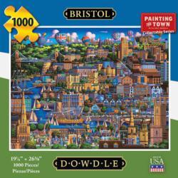 Bristol Americana & Folk Art Jigsaw Puzzle