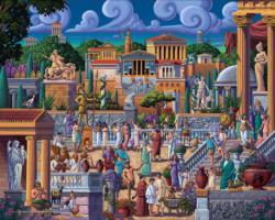 Greece Greece Jigsaw Puzzle