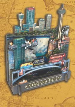 Niagara Falls Niagara Falls 3D Puzzle