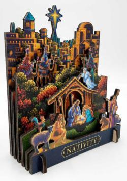 Nativity Christmas 3D Puzzle