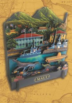 Maui Hawaii 3D Puzzle