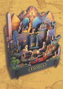 Exodus Religious 3D Puzzle