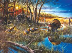 The Challenge Nature Jigsaw Puzzle