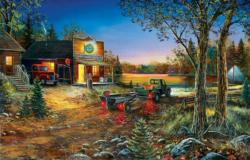 Sportsman's Outlet Countryside Jigsaw Puzzle