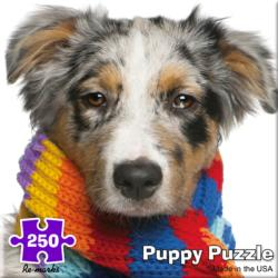 Scarf Dogs Jigsaw Puzzle
