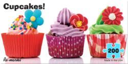 Cupcake Pano Sweets Panoramic Puzzle