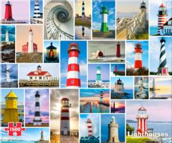 Lighthouses Lighthouses Jigsaw Puzzle