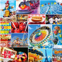 Fair Collage Jigsaw Puzzle